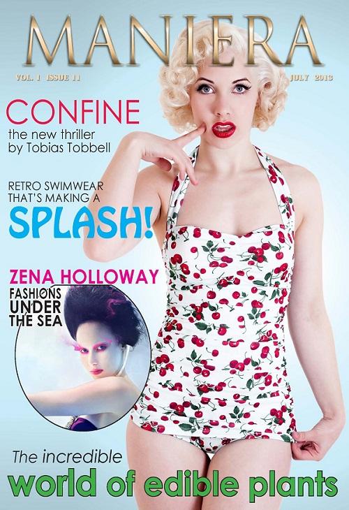 MANIERA JULY 2013 COVER